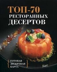 ТОП-70 ресторанных десертов. Готовая десертная карта
