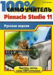 100% самоучитель Pinnacle Studio проф. видеомонтаж Рус. версия