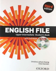 English File: Upper-intermediate: Student's Book (+ DVD-ROM)