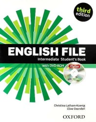 English File: Intermediate: Student's Book (+ DVD-ROM)