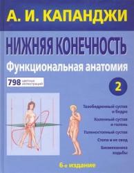 Нижняя конечность. Функциональная анатомия. Том 2