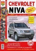 Автомобили Chevrolet Niva (с 2001 г., рестайлинг с 2009 г.). Эксплуатация, обслуживание, ремонт. Иллюстрированнон практическое пособие.