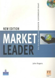 Market Leader: Upper-Intermediate Business English: Practice File (+ CD-ROM)
