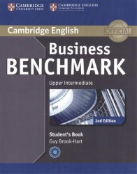 Business Benchmark 2nd Edition Upper Intermediate BULATS. Student`s Book