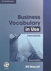 Business Vocabulary in Use: Intermediate 2 Ed with answ + CD-R