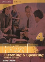 Cambridge English Skills: Real Listening and Speaking 4 without Answers