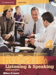 Cambridge English Skills: Real Listening and Speaking: Level 4 with Answers (+ 2 CD)