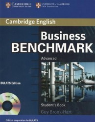 Business Benchmark. Advanced. Student`s Book. BULATS Edition (+CD)