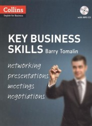 Key Business Skills (Paperback and CD)
