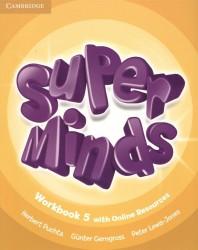 Super Minds. Level 5. Workbook (книга на английском языке)