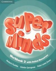 Super Minds. Level 3. Workbook (книга на английском языке)