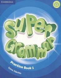 Super Grammar. Practice Book. Level 1 (книга на английском языке)