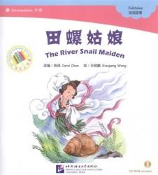 The River Snail Maiden. Folktales = Девушка - морская улитка. Народные сказки. Адаптированная книга для чтения (+CD-ROM)