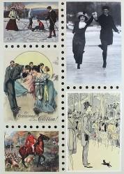 Хобби джентльмена. Старинные открытки и иллюстрации