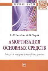 Амортизация основных средств: вопросы теории и методики учета. Монография